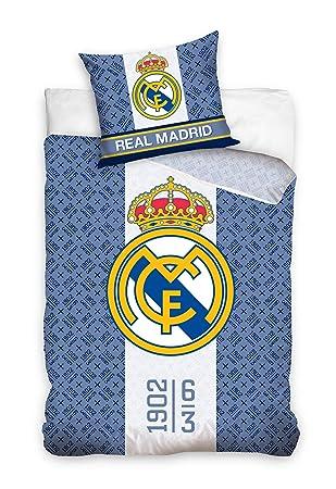 Real Madrid Bettwäsche 135x200 80x80 Amazonde Sport Freizeit