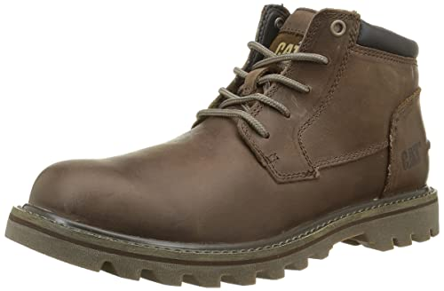 36e6362d5a7224 Caterpillar Men's Doubleday Short Boots: Amazon.co.uk: Shoes & Bags
