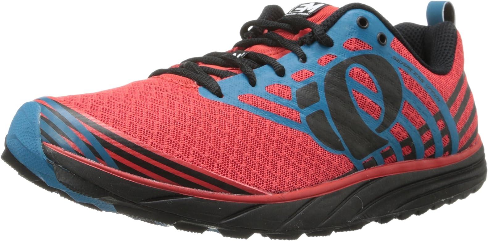 Pearl Izumi - Zapatillas de Running para Hombre Rojo Rojo: Amazon.es: Zapatos y complementos