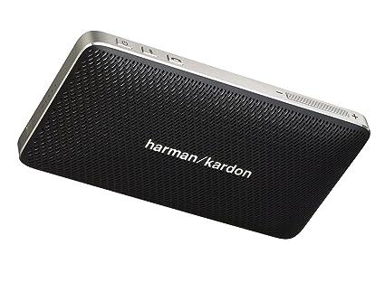 Harman Kardon Speakers >> Amazon Com Harman Kardon Esquire Mini Black Esquire Mini Speaker
