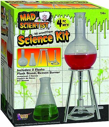 Forum Novelties Mad Scientist Birthday Party Decorations Kit