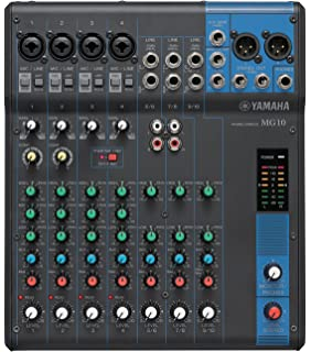What websites sell used audio mixers?