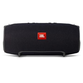 JBL Xtreme Portable Wireless Bluetooth Speaker - Black - (Renewed)