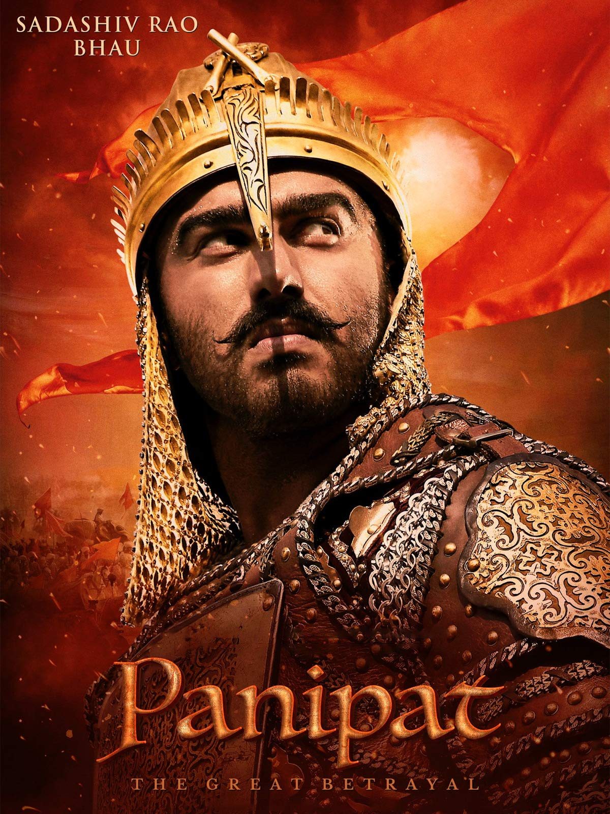Panipat: The Great Betrayal on Amazon Prime Video UK