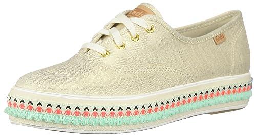 60cad124c7a Keds Women s Triple Hula Foxing Sneakers  Amazon.ca  Shoes   Handbags