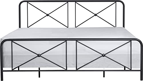 Hillsdale Furniture King Metal Bed