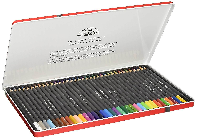 Fantasia Premium Colored Pencil Set 36pc- Pro-Art 601230