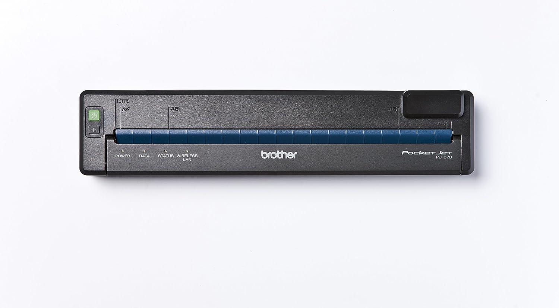 Brother PJ673 - Impresora térmica portátil A4 (6ppm y 300ppp, WiFi ...