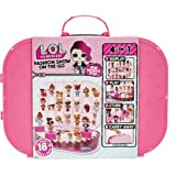 L.O.L. Surprise! Fashion Show On-The-Go Storage/Playset with Doll Included - Hot Pink, Multicolor