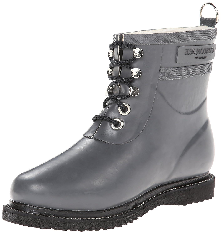 ILSE JACOBSEN Women's Rub 2 Rain Boot B006B0IN7A 39 M EU / 9 B(M) US|Grey