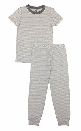 db7112a1b Amazon.com  Esme Boys Pajamas Crew Neck Short Sleeve Pant Set 3 4 5 ...