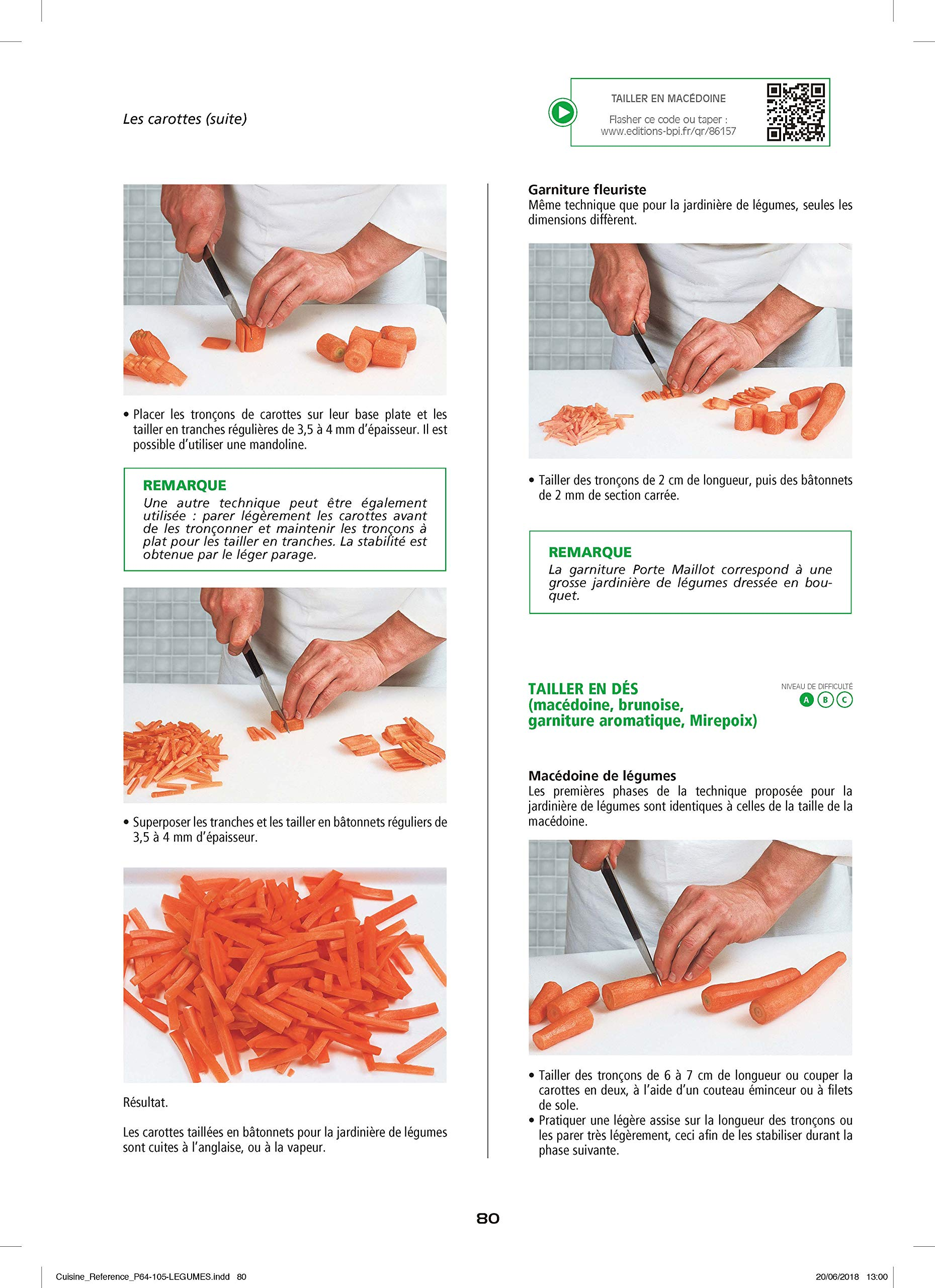 La Cuisine De Reference Techniques Et Preparations De Base