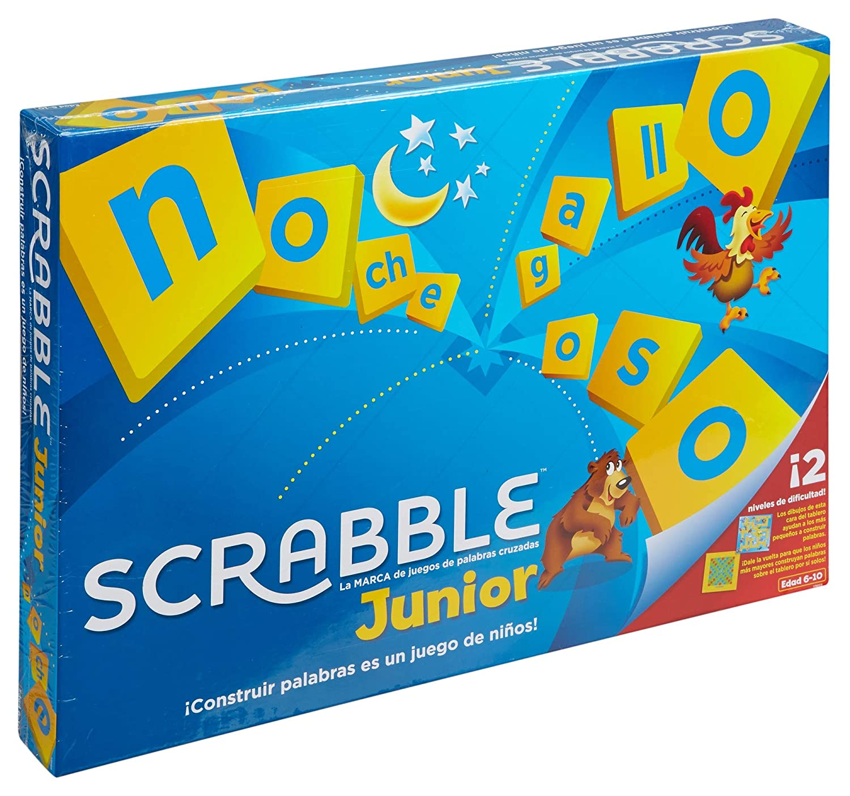 Mattel Games Scrabble 70 aniversario juego de mesa Mattel GCT20