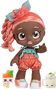 Kindi Kids Snack Time Friends, Pre-School 10 inch Doll - Summer Peaches