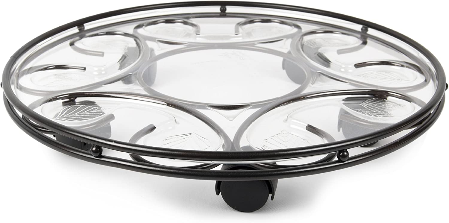 Plastec Saucer Caddy 14in