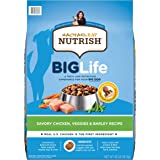 Rachael Ray Nutrish Big Life Dry Dog Food for Large Breed Dogs, 40 Pounds
