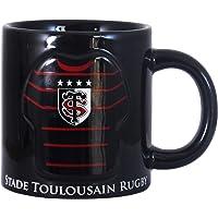 Stade Toulousain Tasse avec Anse mug Toulouse–Collection Officielle, Conception du Club de Rugby