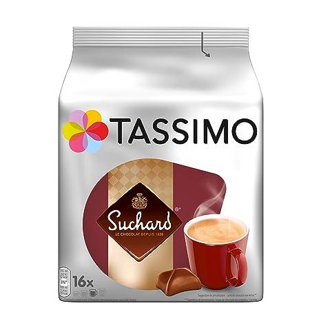 Tassimo Suchard - Cacao (pack de 5 x 16 unidades)
