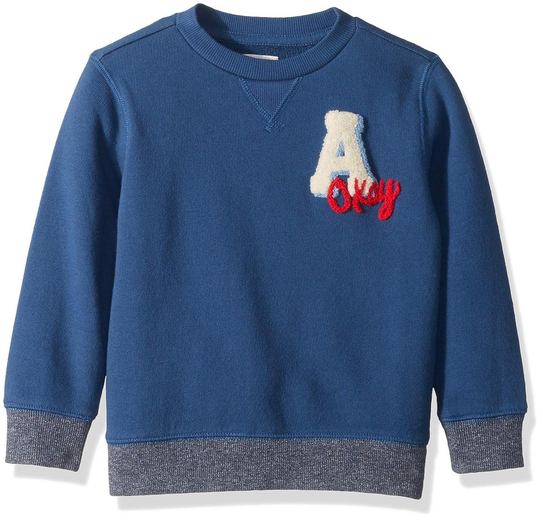Gymboree Boys' Big Long Sleeve Pullover Top