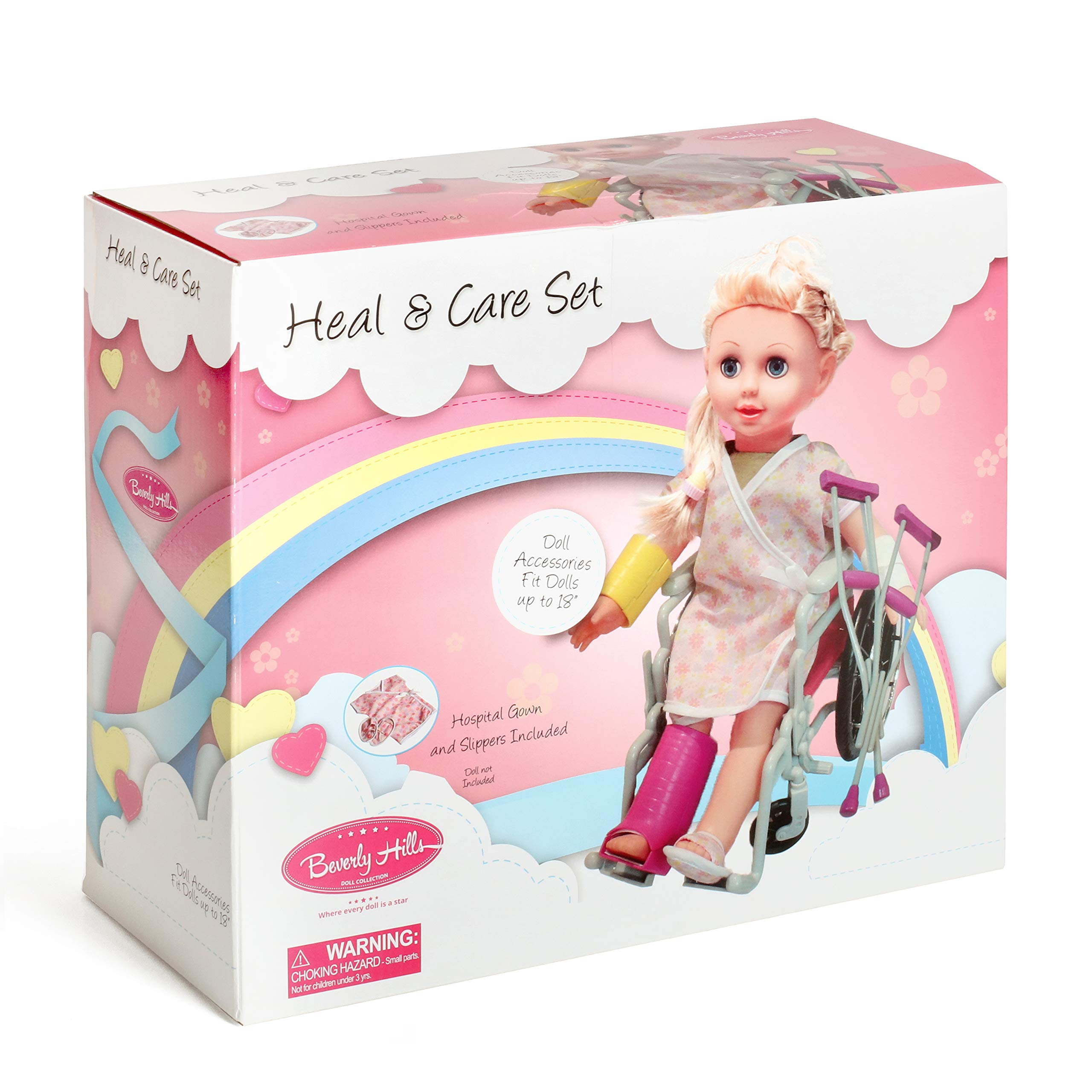 18  Doll Heal Care Set Spiele