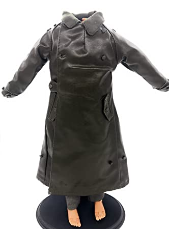 4 Color 1//6 Soldier Leather Belt Model WW II German Soldier Figures Toys