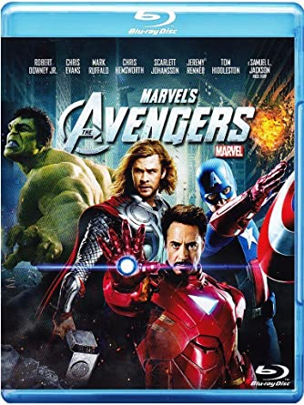 The Avengers (Blu-ray) [Italia] [Blu-ray]: Amazon.es: vari, vari ...