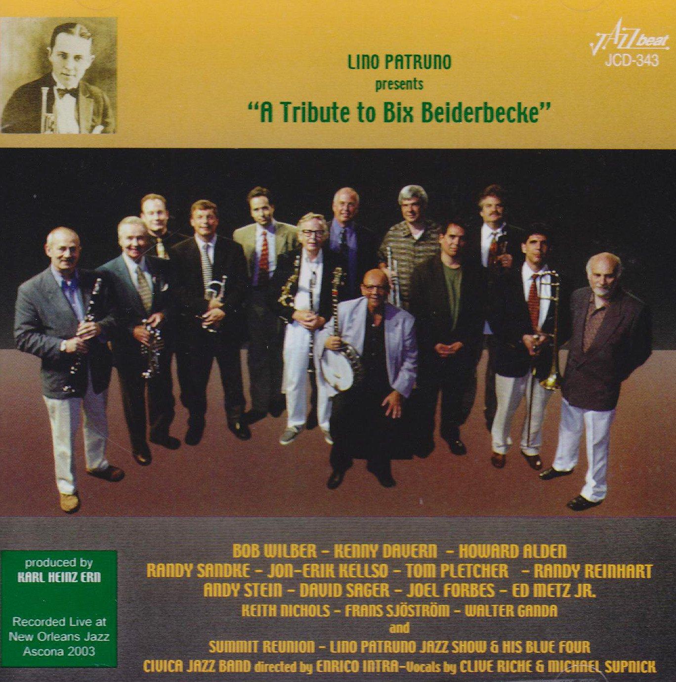 A Tribute to Bix Beiderbecke