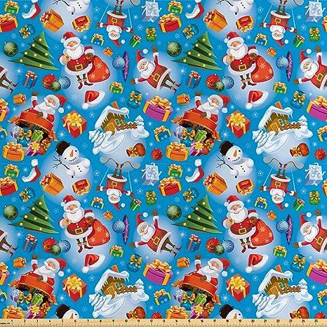 Santa//Father Christmas sew on motif Knitting//Sewing//Crafts//card making