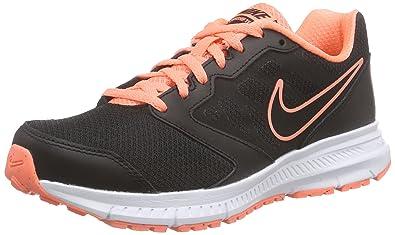 Nike Downshifter 6 W, Women's Running Shoes, Black - Schwarz (Schwarz/Pink