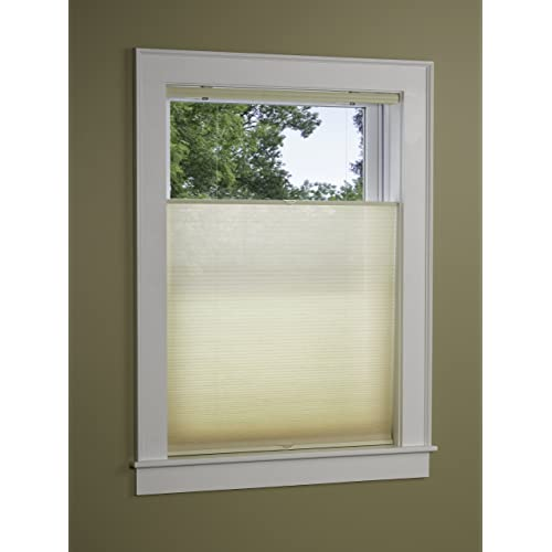 up down blinds cellular green mountain vista ezglide top down bottom up cordless pleated cellular shade 36 up blinds amazoncom