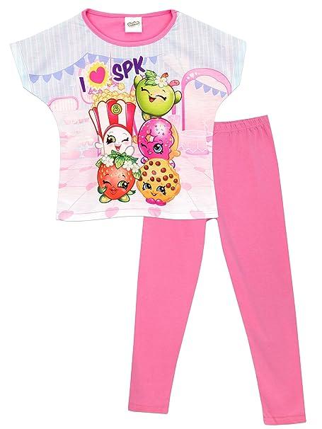 Shopkins - Pijama para niñas - Shopkins - 11 - 12 Años