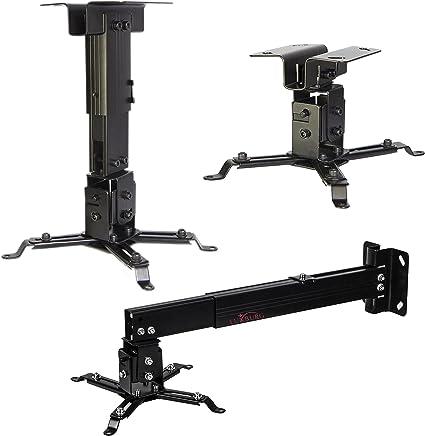 Luxburg® Suporte Universal de Aluminio para Proyector (montaje de ...