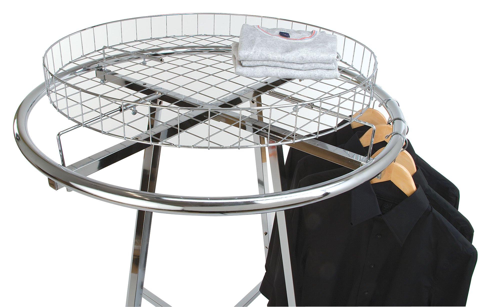 Econoco Grid Basket Rack Topper