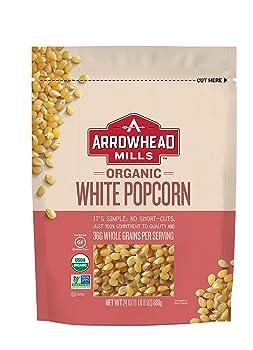 Arrowhead Mills Organic White Popcorn Kernels