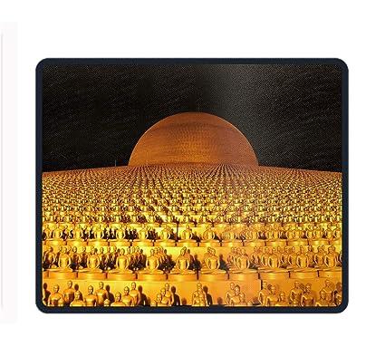 Amazon Com Wat Phra Dhammakaya Temple Buddhist Thailand Rubber