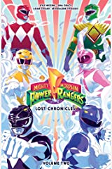 Mighty Morphin Power Rangers: Lost Chronicles Vol. 2 Paperback