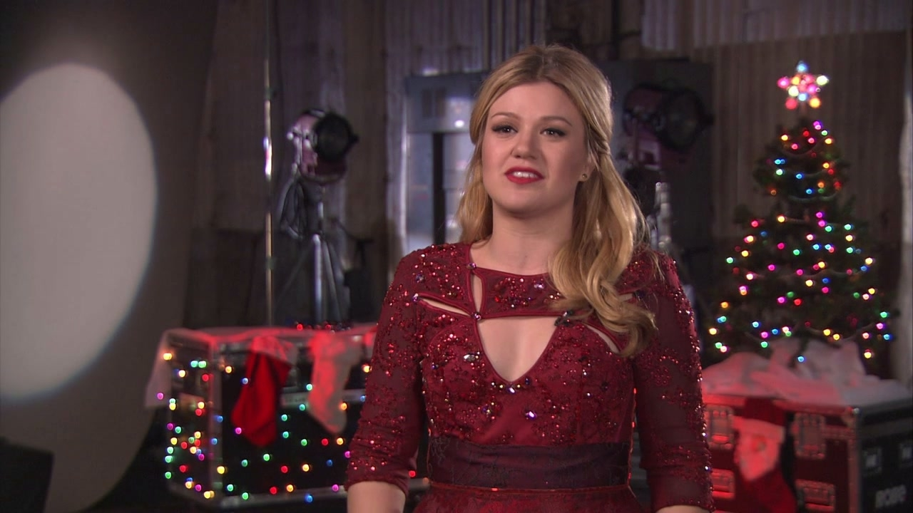 Kelly Clarkson Christmas Eve.Blake Shelton S Not So Family Christmas Interview Excerpts Kelly