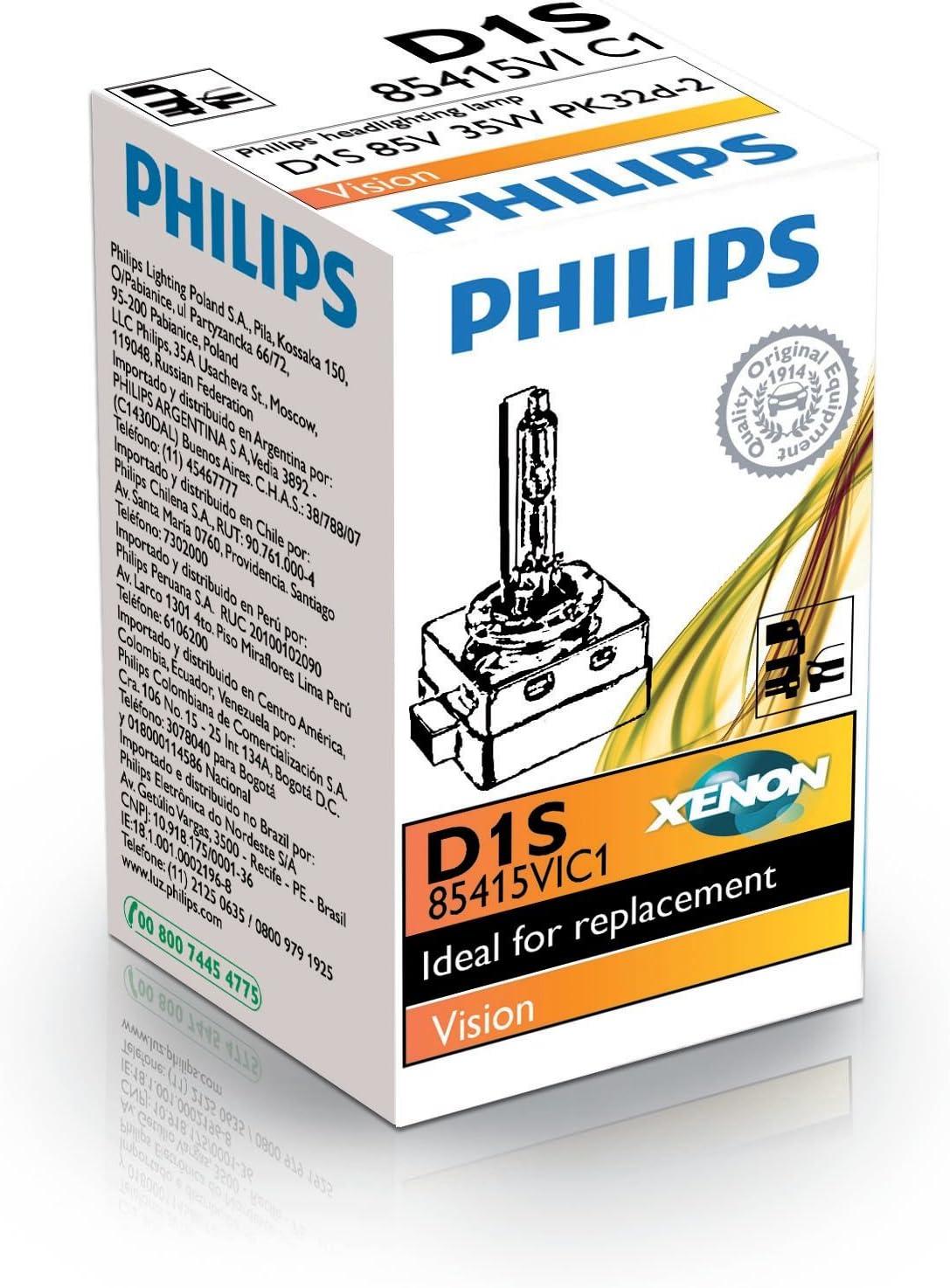 Philips P85402 Bombillas de Xenón