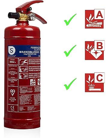 Feuerlöscher Brandschutz Baumarkt Amazonde