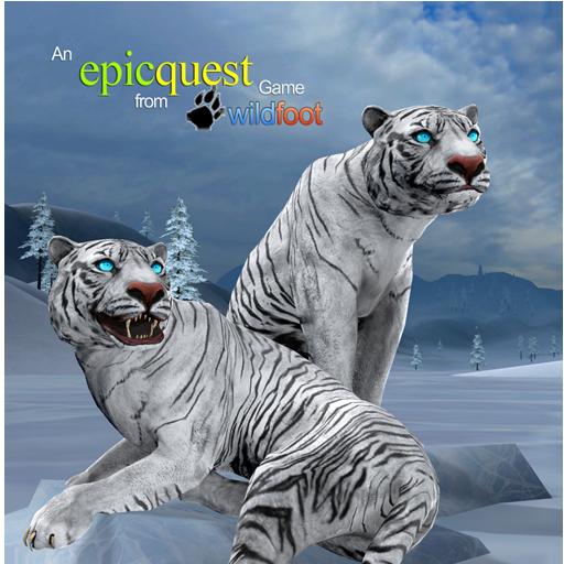 Arctic Tiger (Tigers of the Arctic)