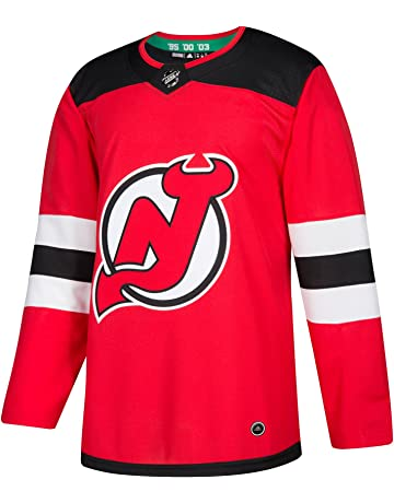363dd35615d New Jersey Devils Adidas NHL Men s Climalite Authentic Team Hockey Jersey
