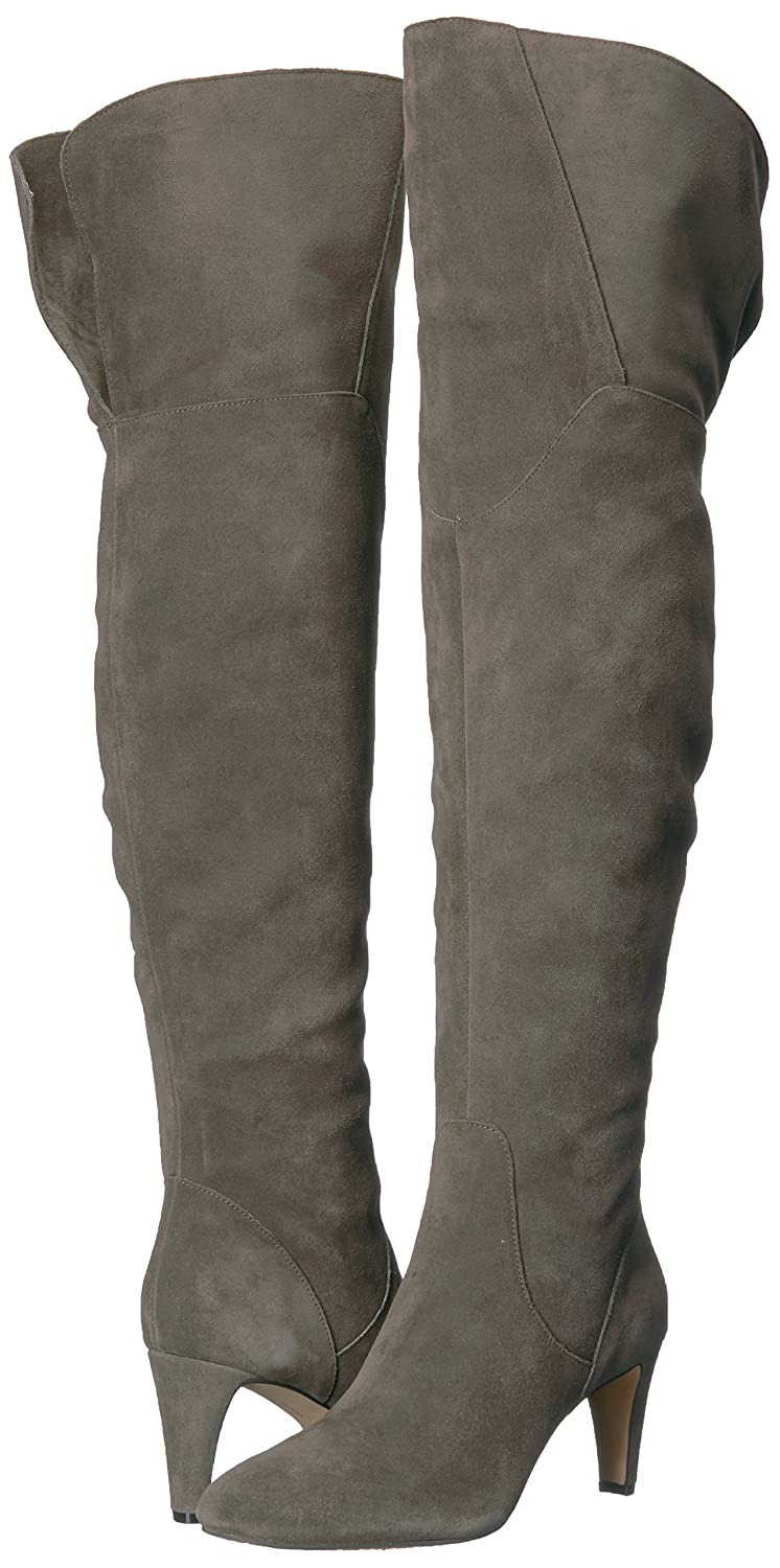 f0547fd9364 Vince Camuto Women s Armaceli Over The Knee Boot  Buy Online at Low Prices  in India - Amazon.in