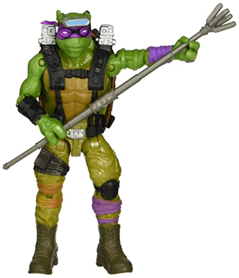 Teenage Mutant Ninja Turtles Movie 2 5 inch Action Figure ...