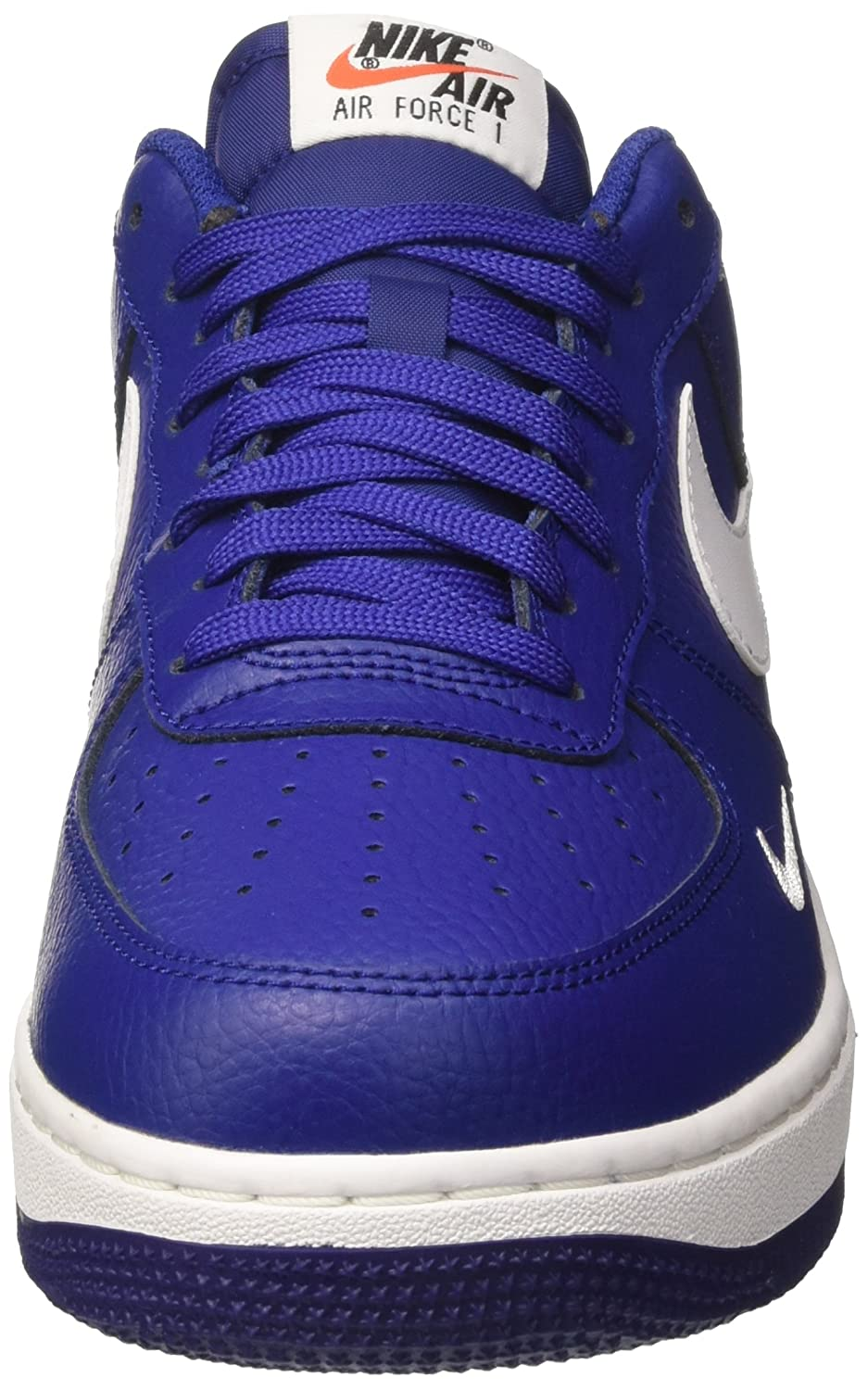 Nike Air Force 1 Tema De La Boda Azul Y Blanco Real Baja 3IbFIfb