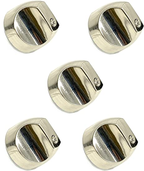 5 Pack WB03X32194 WB03T10329 Cooktop Range Burner Control Replacement for GE WB03X25889 4920893