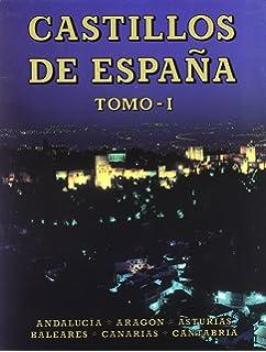 Castillos de España. tres volumenes ***obra completa***: Amazon.es: Libros