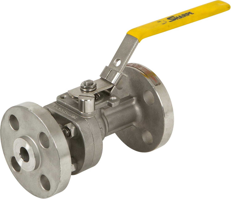 Amazon.com: Sharpe Válvulas FS50 Series Clase de acero ...