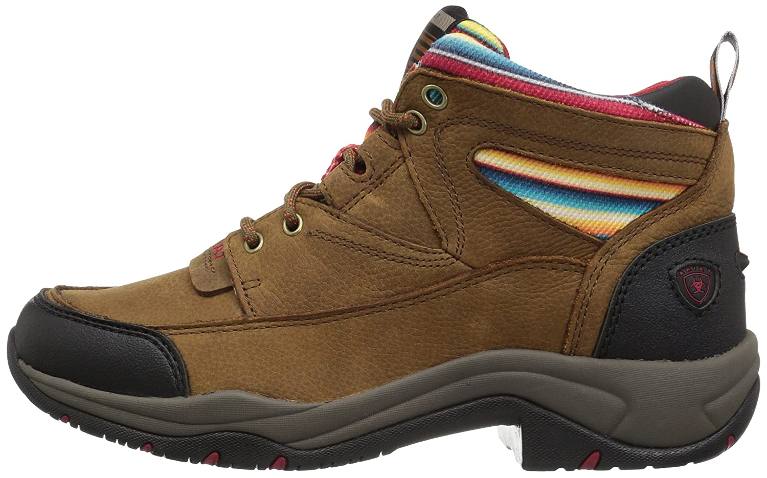 Ariat B01N16HGSL Women's Terrain Work Boot B01N16HGSL Ariat 7.5 B(M) US|Walnut/Serape c206ad