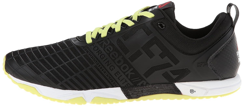 Reebok Crossfit Sprint Tr Vis Trainingsschuh schwarz/High Vis Tr Grün/Weiß 9e524c