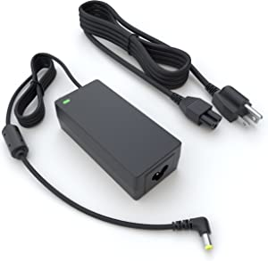 PowerSource 65W 45W UL Listed Extra Long 14Ft AC Adapter-Charger for Acer-Aspire-E15 N15Q1 E5 E5-575 E5-521 R3 R3-471 Aspire 5 V5 V3 R7 M5 S3 E1 ES1 PA-1650-86 5742 5750 5349 Laptop Power-Supply Cord